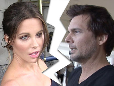 Kate Beckinsale -- Husband Len Wiseman Files For Divorce