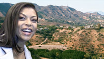 Taraji P. Henson -- Cookie's On Top of the World in New $6.4 Mil Pad (PHOTO)