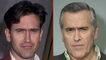 Bruce Campbell: Good Genes or Good Docs?