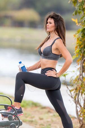 Danielle Vasinova's Sexy Cardio Workout