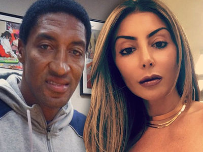 Scottie Pippen's Wife to Cops -- 'HE SCARES ME' ... Broke Phone During Argument