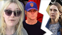 Dakota Fanning -- Parents Split ... Hot Dad Back on the Market