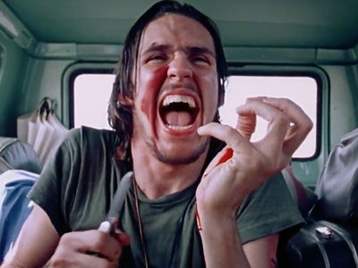 Hitchhiker in 'Texas Chain Saw Massacre': 'Memba Him?!