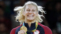 Kayla Harrison -- U.S. Olympic Gold Medalist ... I'M FIGHTING MMA!!!