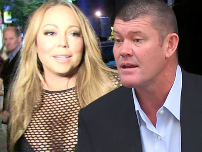 Mariah Carey, James Packer -- Done for Good ... Bad Blood Flows