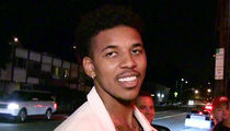 Nick Young -- CALL ME DADDY P ... Baby Mama Gives Birth!