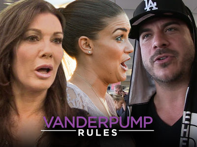 'Vanderpump Rules' -- Don't Miss It, The Drama is a SUR Thing Tonight (VIDEO)