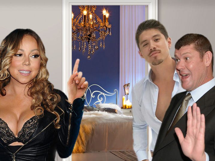 """mariah carey dating rumors """"america's got talent"""" host nick cannon is laughing off the latest rumors regarding his love life mariah carey's ex chatted to """"extra's"""" special corresponde."""