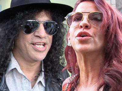 Slash -- My Ex Gets Nothing ... We Were Never Married!