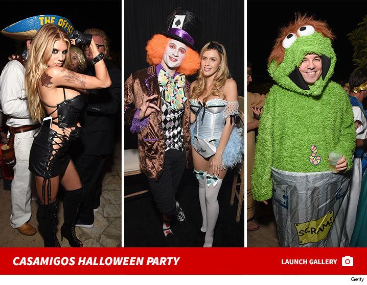 Casamigos Halloween Party the Place to Be | TMZ.com