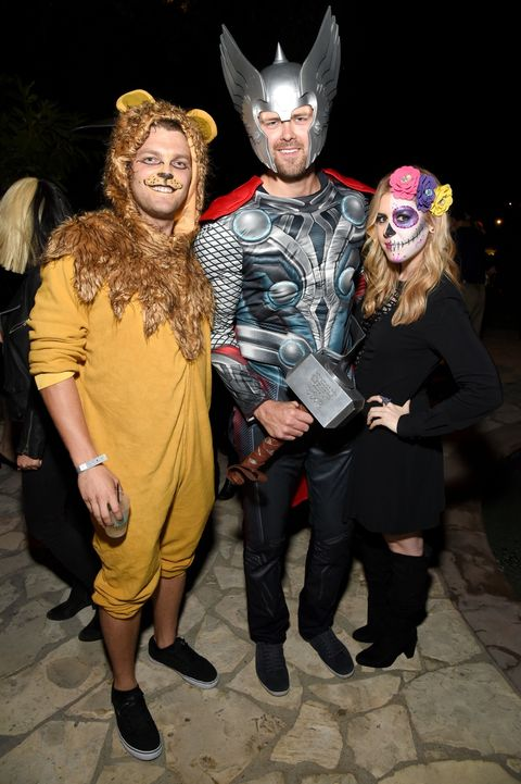 thor richardson - 100 Best Halloween Costumes
