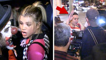 Sofia Richie -- Rough and Tumble ... and Illegal Night Out (VIDEO)