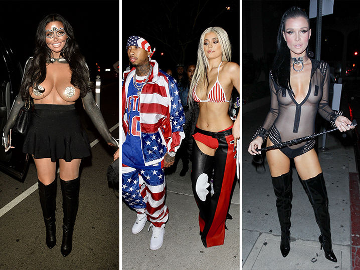 Kylie Jenner and Fellow Celebs Were Just Not Themselves Last Night ...