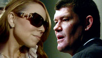 Mariah Carey -- James Packer Tells Team, 'F*** Off' ... I'm Getting Married!!!