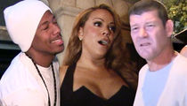 Mariah Carey -- For This I Divorced Nick Cannon???