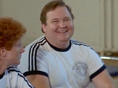 Leslie Barbara in 'Police Academy': 'Memba Him?!