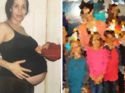 Octomom RESURFACES with the Octuplets -- See Them Eight YEARS Later!