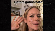 Kristin Cavallari -- Hey, Jay Cutler Haters ... SUCK IT!! (VIDEO)