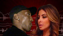 Larsa Pippen -- 2nd 911 Call ... Help, Scottie's Breaking Stuff! (AUDIO)