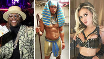 Huge Sports Stars -- Hot Body Halloween ... Insane Costumes! (PHOTO GALLERY)