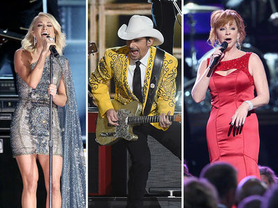 CMA Awards 2016 -- It Got All Glittery Up in There!!! (PHOTO GALLERY)