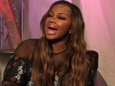 Phaedra Parks -- I'm Finally Divorced (VIDEO)