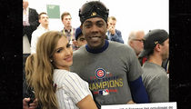 Aroldis Chapman -- Domestic Violence Accuser Attended Game ... 'Cause We're Together (PHOTO)