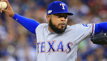 Rangers' Jeremy Jeffress -- Officially Charged with DWI ... Facing Texas Jail Time