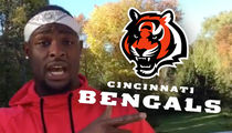 Steelers' Le'Veon Bell -- DISSES CINCINNATI ... In New Rap Song (AUDIO)