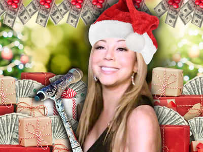 Mariah Carey -- Banking $1 Million for Dept. Store Gig!