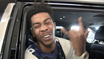 Desiigner -- I'm A World Series Hype Machine ... Pumps Up Both Cities! (VIDEO)