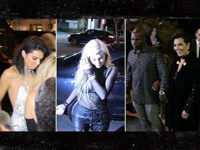 Kendall Jenner's Birthday -- Everyone Showed, Except ... (VIDEO + PHOTO GALLERY)