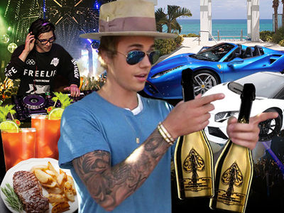 Justin Bieber -- Spend New Year's With Me For $500k