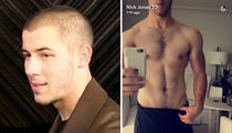 Nick Jonas -- I'm All Cracked Up (PHOTOS)