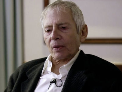 Robert Durst -- Finally Locked Up in L.A. Jail in Murder Case