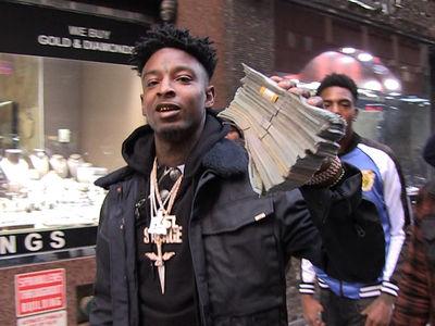 21 Savage -- I Got Mad Money Yo!!! (VIDEO)