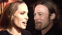 Angelina Jolie -- Brad's Dreaming ... He's Not Getting Joint Custody