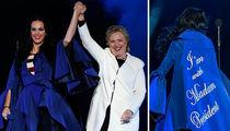 Katy Perry and Hillary Clinton --  I'm With Madam President (PHOTOS)