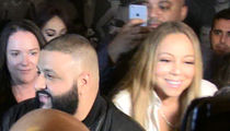 Mariah Carey -- Screw Packer ... I'm Marrying DJ Khaled!!! (VIDEO)