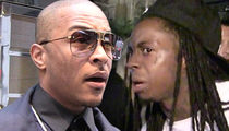 T.I. to Lil Wayne -- You Need to Be a Leader ... Stop 'Cooning' Over Black Lives Matter! (VIDEO)