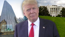 Donald Trump -- The White House Will Stay the Same