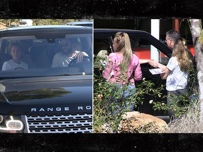 Miley Cyrus -- Celeb Treatment at Voting Booth (VIDEO)