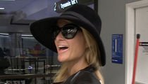 Paris Hilton -- Mum on Voting for Trump (VIDEO)
