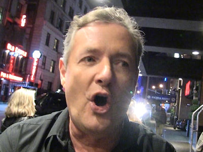 Piers Morgan -- If Trump Wins, 'Cold Deep Freeze on Hollywood' (VIDEO)