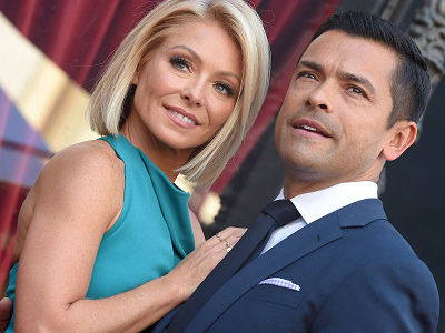 Kelly Ripa and Mark Consuelos' Beautiful Teenage Daughter Hits Red Carpet with Mom