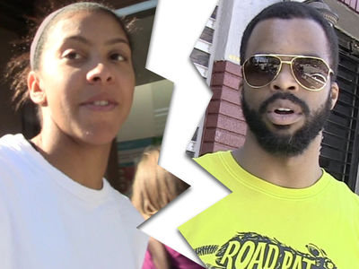 WNBA's Candace Parker -- Husband Files for Divorce ... I'm Leaving You, Pay Me!