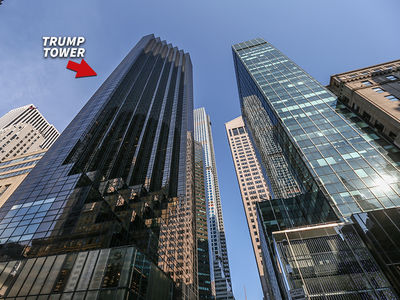 Donald Trump -- No-Fly Zone Over Trump Tower