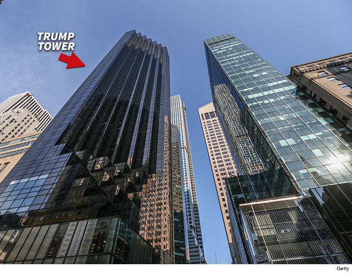 No Fly Zone Over Trump Tower