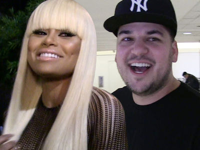 Blac Chyna -- I'm Here to Deliver ... A Baby!!!
