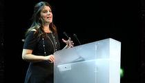 Monica Lewinsky -- No Cameras, No Interviews Around Election